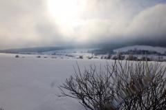 Chmury nad Czeremchą.