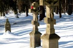 Cmentarz łemkowski.