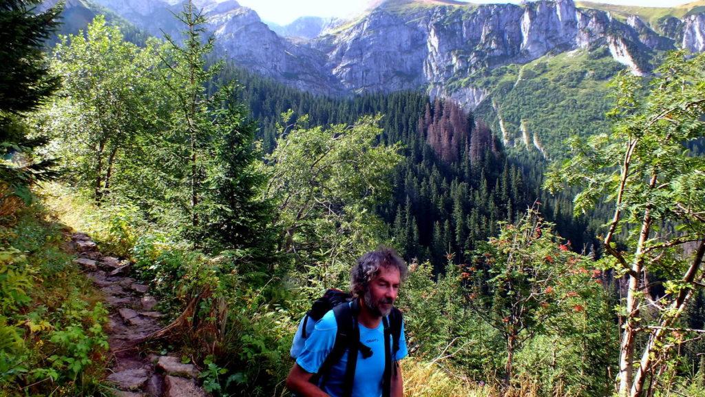 Ścieżka na Rówień Miętusią - Tatry