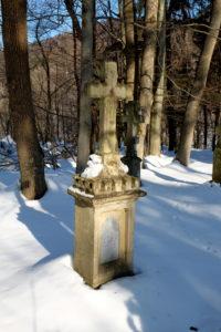 To miejsce wiecznego spoczynku Władysława Marka - Polaka, który był właścicielem folwarku i potażarni.