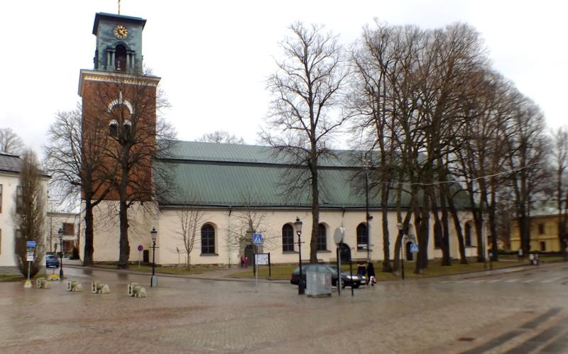 St Nikolai Kyrka (kosciół św. Mikołaja z XIII w.