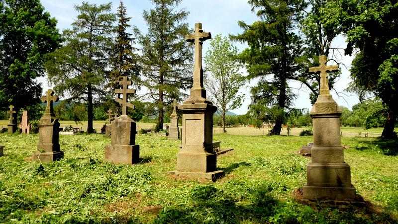 cmentarzłemkowski  w Pielgrzymce